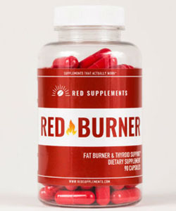 red suplements fat burner