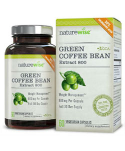 naturewise green coffee bean extract