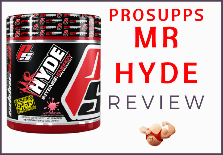 mr hydre pre workout review