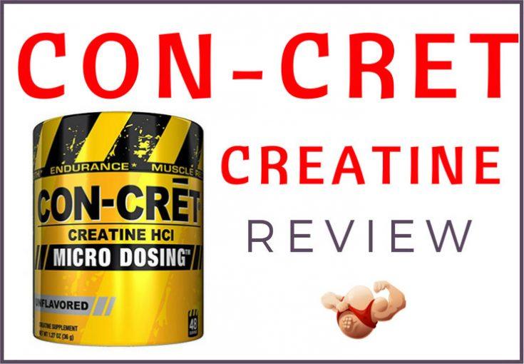 con cret creatine review