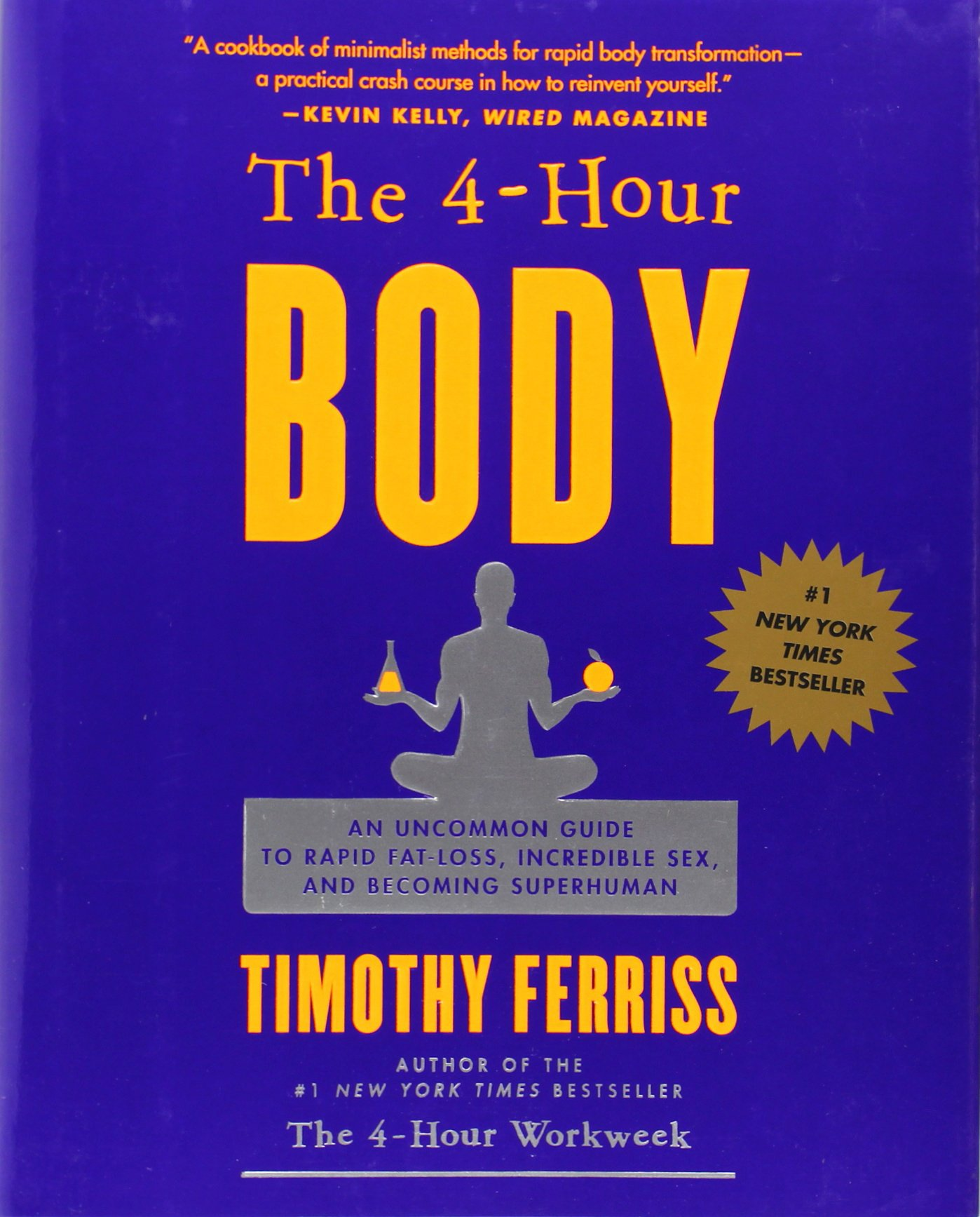 4 hour body book