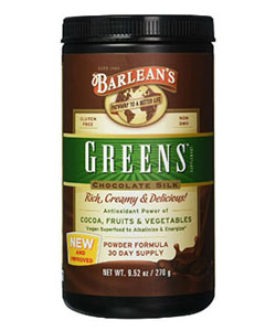 barlens organic greens supplement