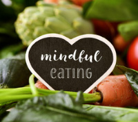 prevent weight gain with mindful eating