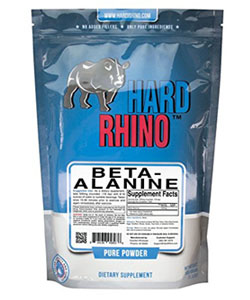 hard rhino beta alanine