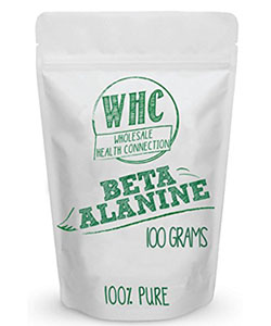 whole health connection beta alanine