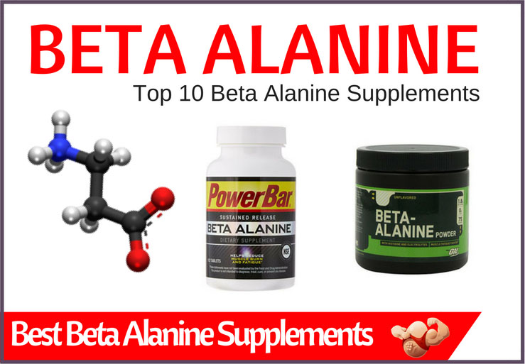 best beta alanine supplements