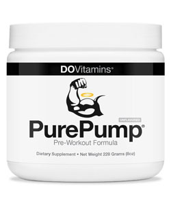 do vitamins purepump