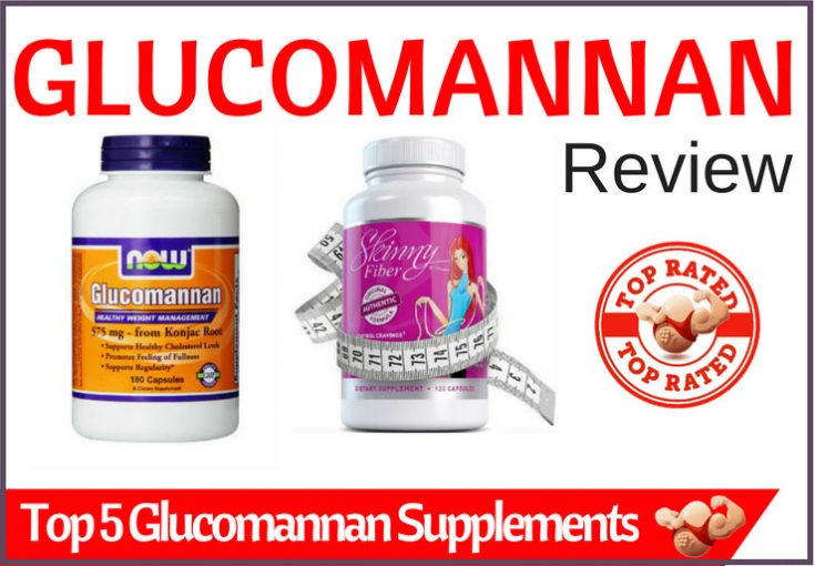 glucomannan reviews