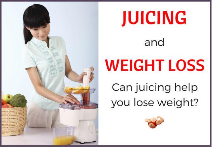 juicing and weight loss