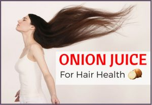 onion juice for health