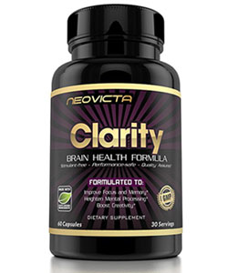 neovicta clarity supplement
