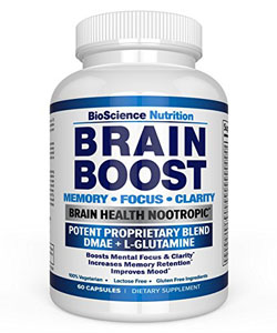 bioscience nutrition brain boost supplement