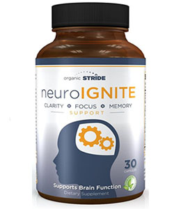 organic streide neuroignite extra strength supplement