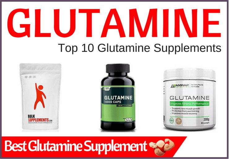 Best Glutamine Supplement - Hard Boiled Body