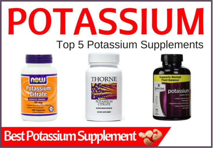 best potassium supplement