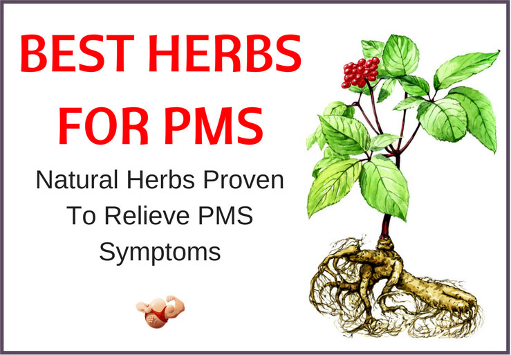 best herbs for pms