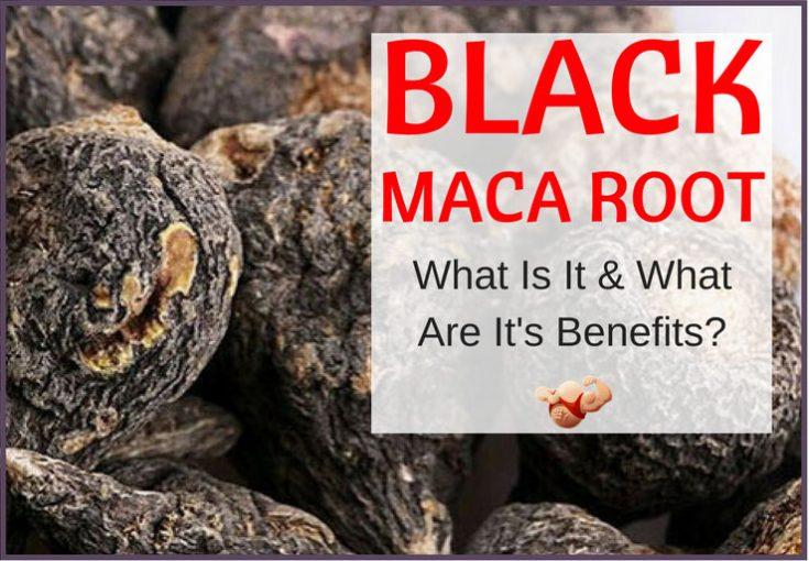 black maca root