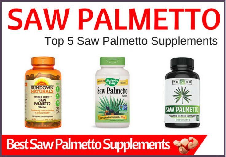 best saw palmetto supplement