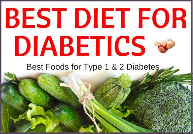 best diabetes diet