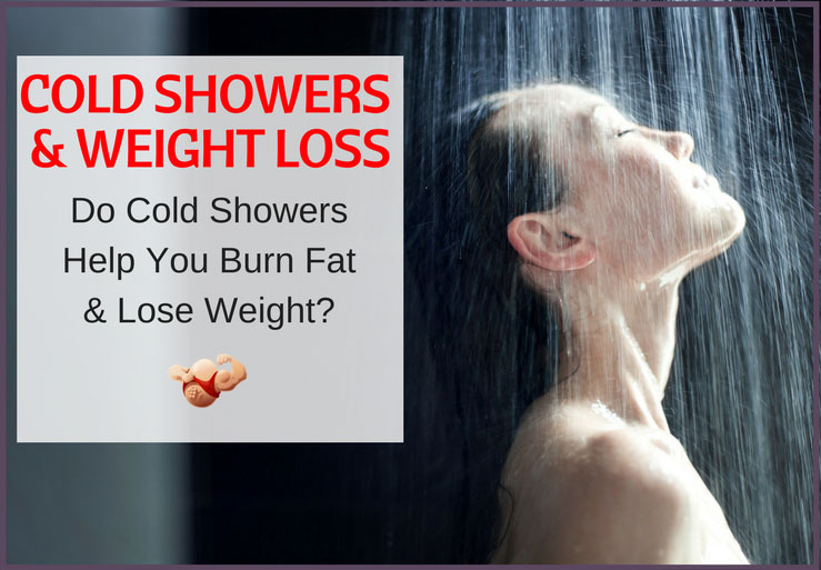 cold showers weight loss