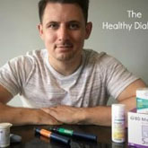 healthy diabetic dan piper