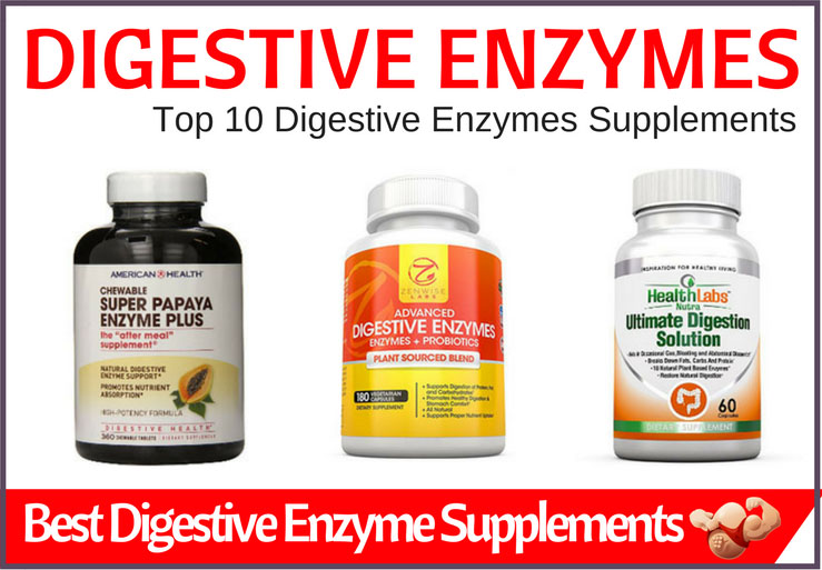 enzyme supplement images