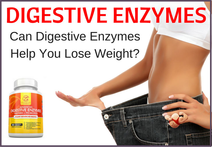 digestive enzymes help weight loss