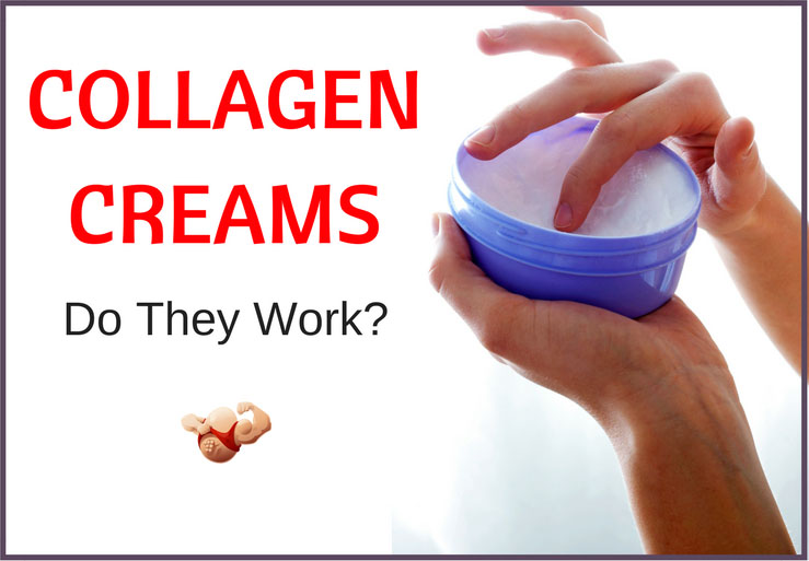 collagen creams