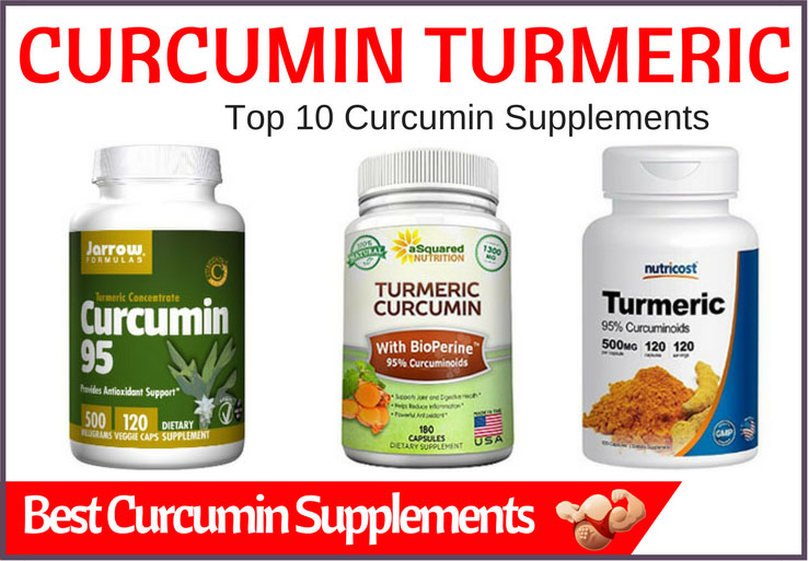 best curcumin supplements