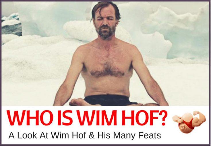 who is wim hof