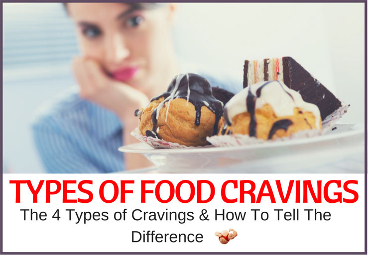 types of food cravings