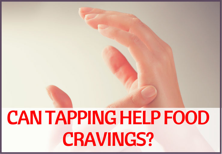 can tapping help food cravings