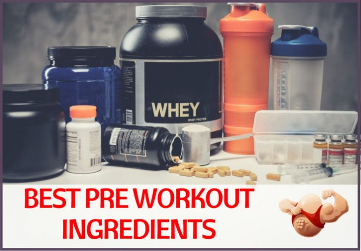 best pre workout ingredients