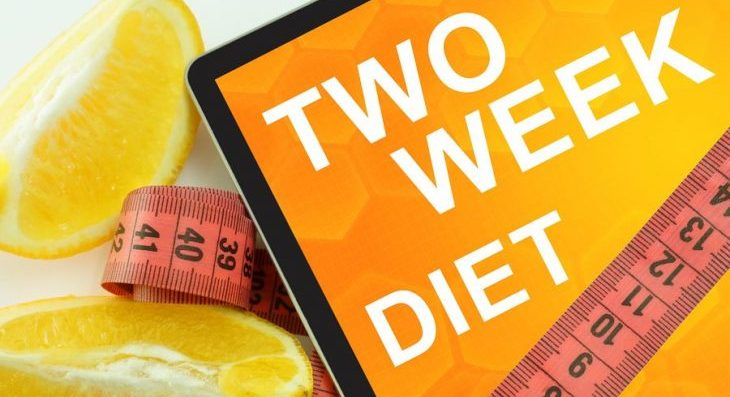 two week diet