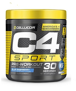 cellucor c4 sport running