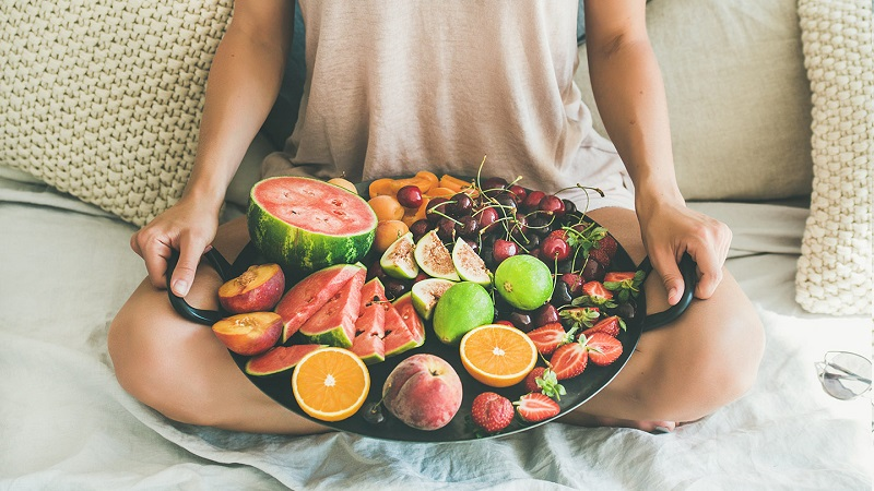 is a fruitarian diet costly