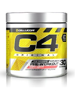 cellucor c4 pre workout review