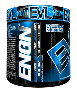 evul;ution nutrtion engn pre workout