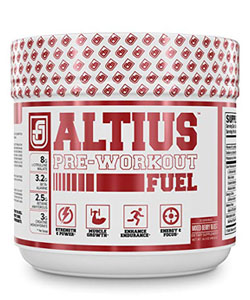 jacked factory altius pre workout
