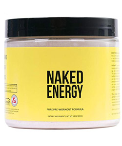 naked energy womesn pre