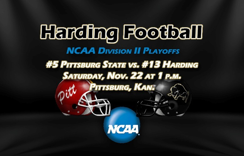 Game Notes No 13 Harding Takes On No 5 Pitt State In Ncaa Ii
