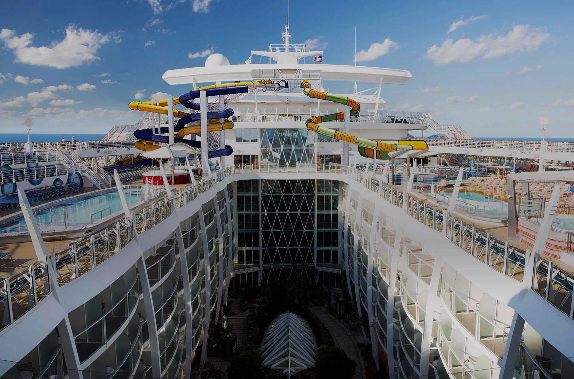 Harmony Of The Seas Royal Caribbean International