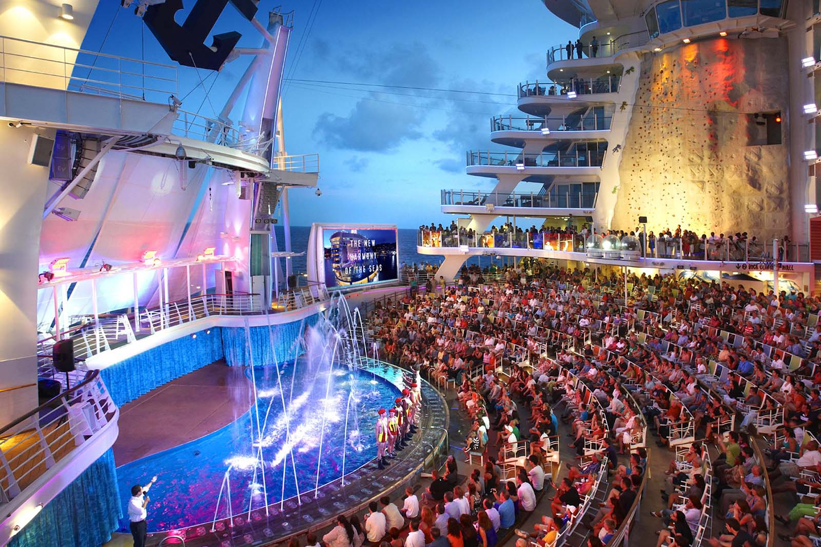 Entertainment - Harmony of the Seas