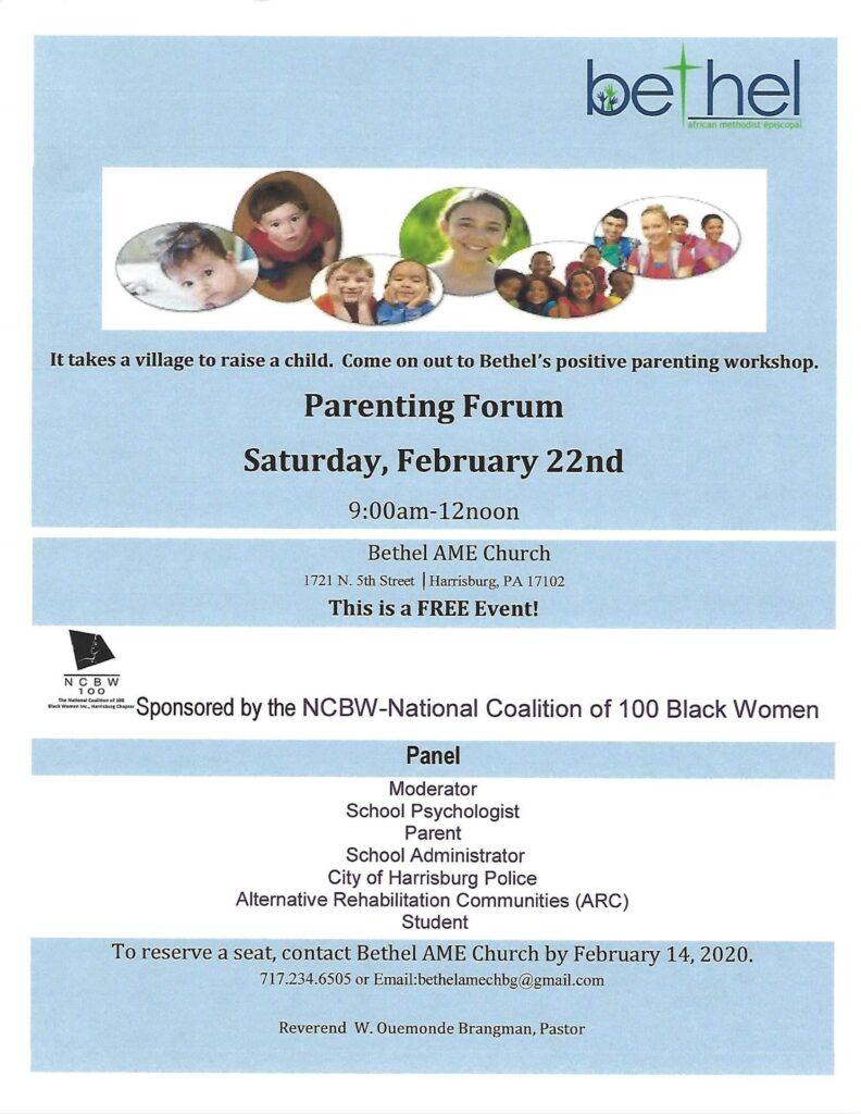 Parenting Forum