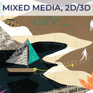 ARTSFEST - MIXED MEDIA GRAPHIC