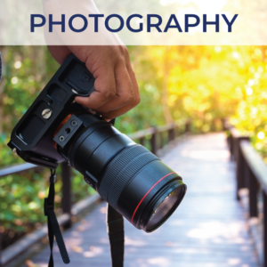 ARTSFEST - PHOTOGRAPHY GRAPHIC