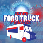 Fourth of July food truck festival thumbnail
