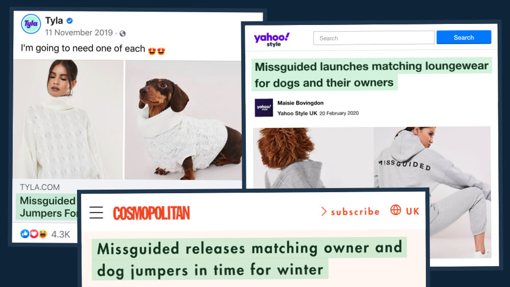 Rise at Seven Missguided press