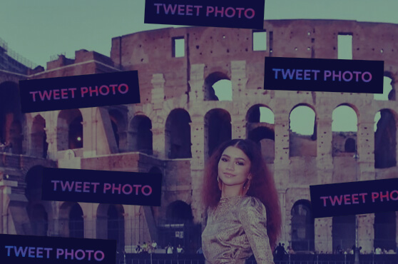 Tweet Photo