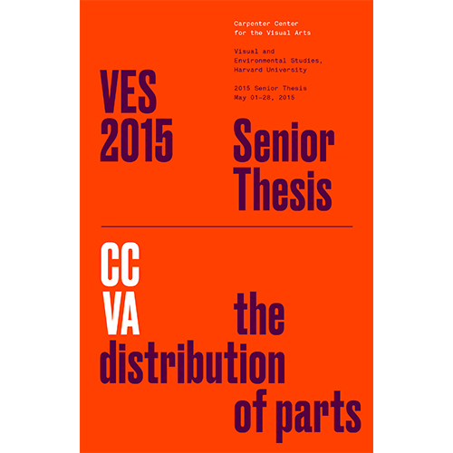 5 parts of a thesis